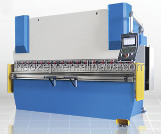 Roller Hydraulic Mechanical Sheet Steel Metal Brake Power Bender Bending Machines