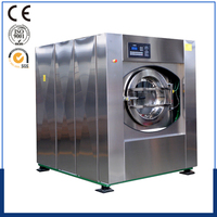 10 120kg Durable Centrifuge Commercial Laundry