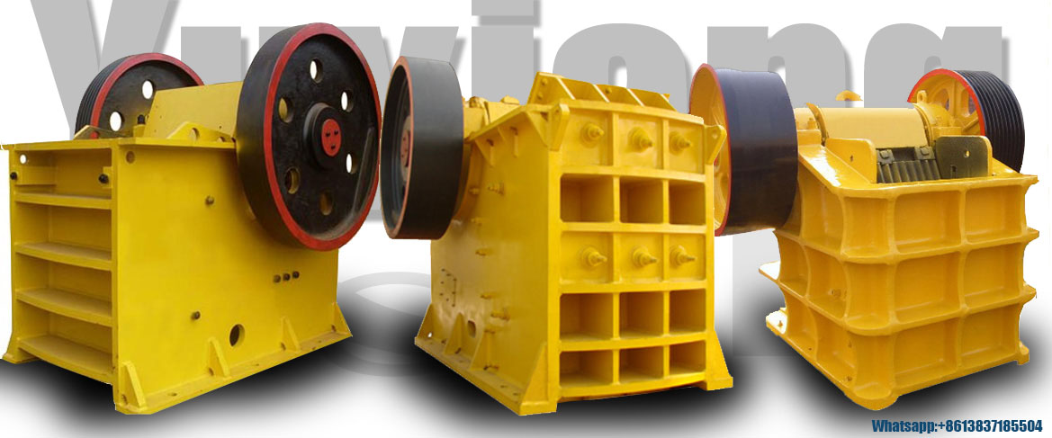 small diesel jaw crusher can be