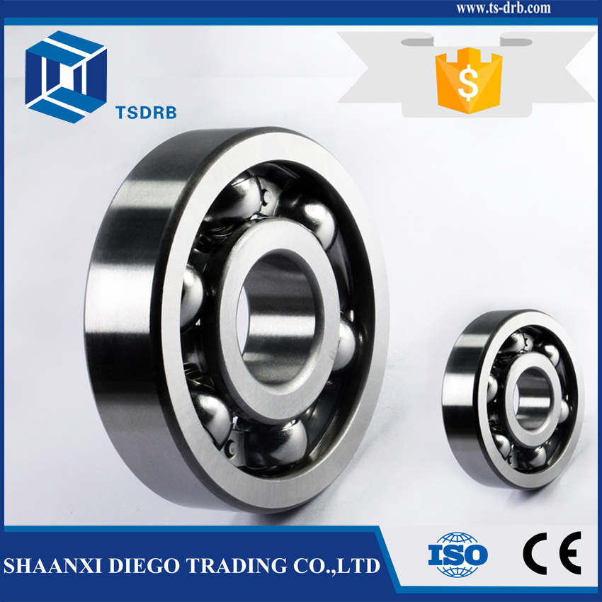 quality deep groove ball bearing for electric motor ball bearing 6006 30*55*13mm