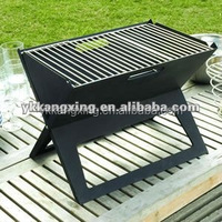 X shape collapsable german florabest bbq grill