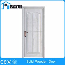 Factory direct sale Thailand oak Solid wooden door high quality