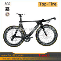 2013 hot selling complete carbon Time Trial bike (FM-R846)