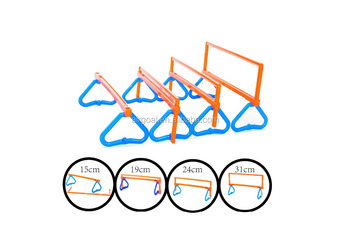 Hot sales Sports equipment with soccer training hurdles , Agility Hurdles with adjustable