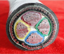 Aluminum Conductor XLPE Cable YJLV32 Galvanized Steel Wire Armoured Cable