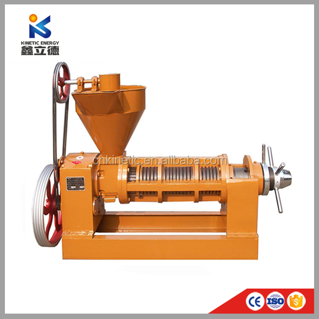 High oil yield automatic commercial / seed oil corn oil extraction machin