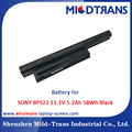 Cheap Laptop Battery Replacement Notebook Battery for SONY BPS22 11.1V 5.2Ah 58Wh Black