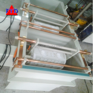Feiyide Gold Plating Machine Double Type Barrel Electroplating Plant