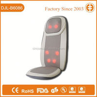 Portable car seat kneading and rolling massager sex massge cushion personal massage cushion DJL-B6082