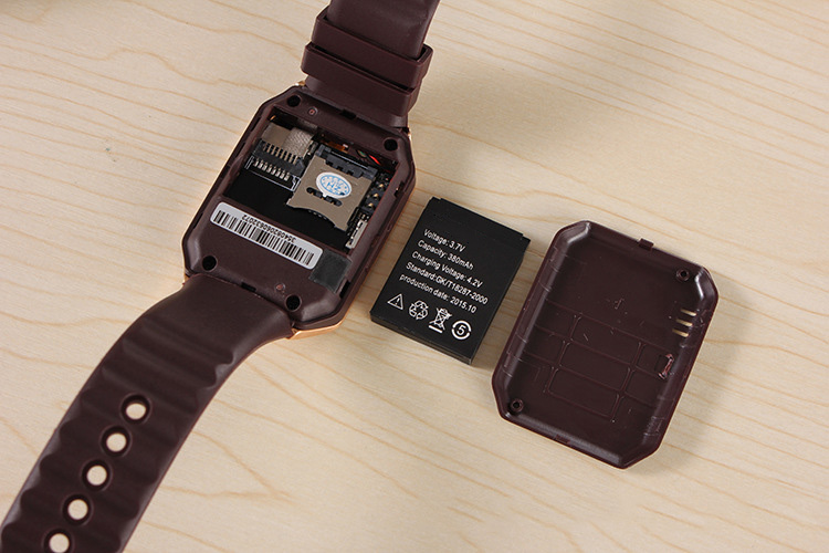2019 smart watch dz09 cheapest mobile phone android sim card