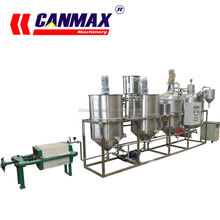 Factory price super quality crude oil refinery plant/refined oil equipment