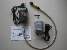 300W Strong porwerful Jewelry Hanging Motor /flexible Shaft Grinder