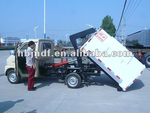 Chanan Waste Collection Truck