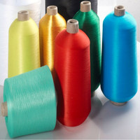 100% Polyester Yarn manufacturer for knitting/weaving