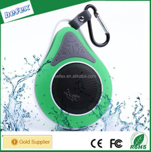 Portable Wireless Outdoor Sucker Speaker Bluetooth Waterproof Bluetooth Speaker With FREE **Lifetime Guarantee** on the Market