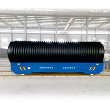 Coil handling tools -- motorized transfer cart