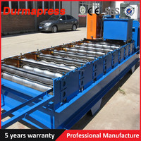 Trapezoidal Roof Sheet Roll Forming Line
