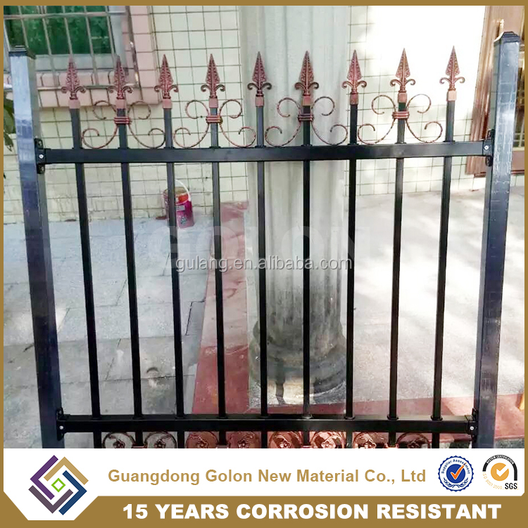China wholesale fences garden,decoration garden fence,design fencing for homes