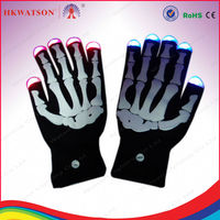 led light gloves led lighting glove led change color gloves