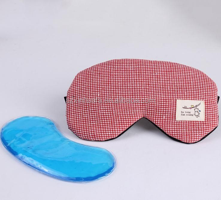 Custom Silk Eye Mask Sleep Personalized Reusable Under Lace Sleeping Eye Mask