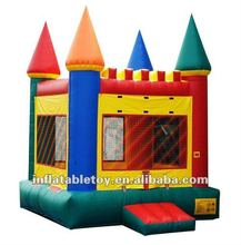 2012 new christmas inflatable jumping bouncer/ inflatable castle
