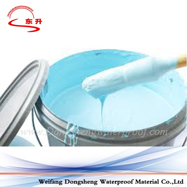 economic easy use exterior wall waterproof paint coating hot sale house waterproof