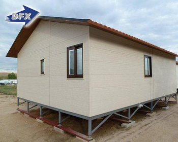 Easy Installation Nice Quality Prefabricated Mansion