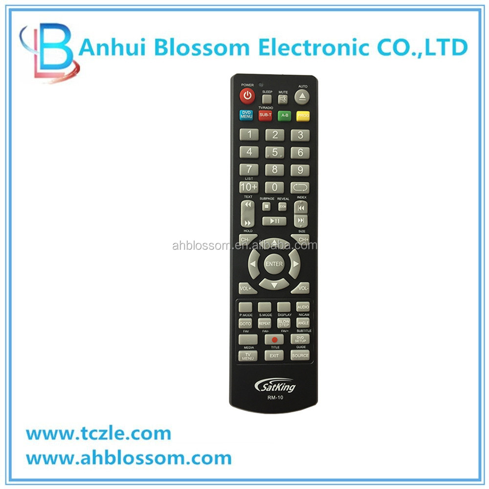 Factory Durable RM-10 TV remote control with best quality