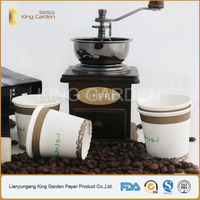 Food A grade paperboard Arabic coffee paper cups