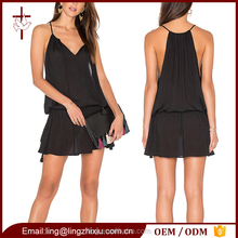 China supplier clothing wholesale different designs ladies casual dresses