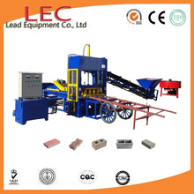 Excellent performance hollow block making machine