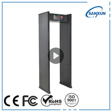 Airport Security Door Type Metal Detector Scanner Door
