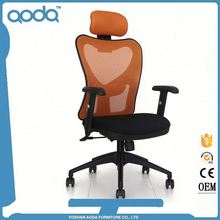 Custom wholesale inexpensive office furniture grey office chair