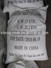 Na2SiF6 Sodium Silicofluoride for acid-resisting cement