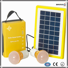 Top quality energy saving led light product solar power supply