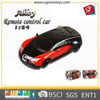 1:24 Four Function Remote Control Die Cast Car Toys For Kids