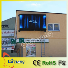P10 outdoor digital billboard Big advertising led screen for sale