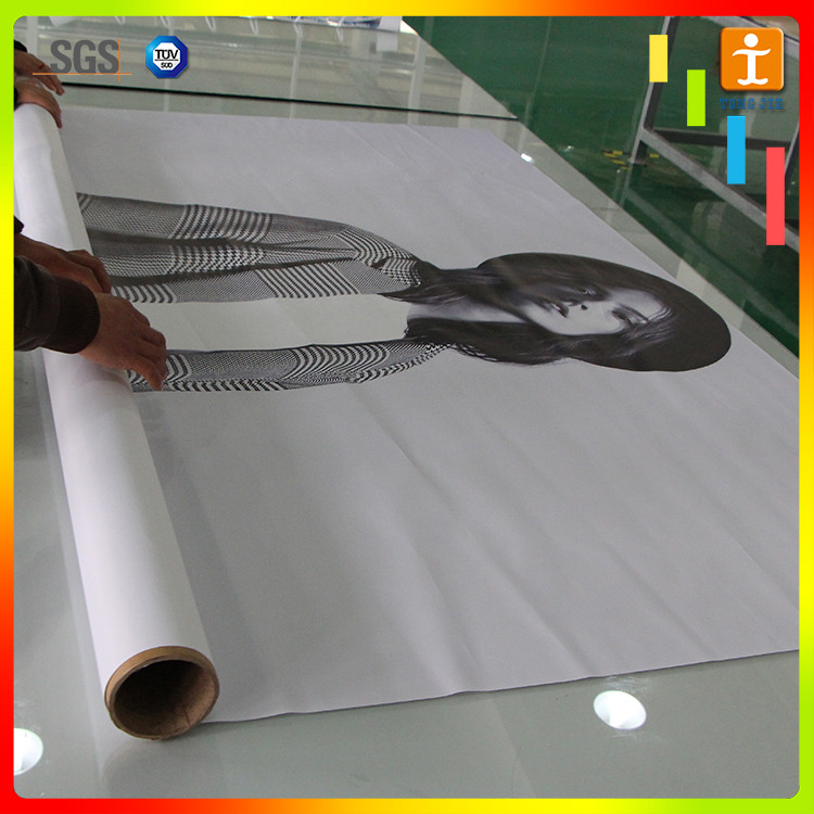 Fashion Clothes Branded Posters, Fabric Banner Maker