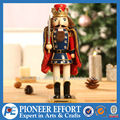 hot selling wooden christmas decoration soldier nutcracker ornaments