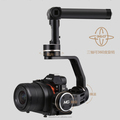Hot product Foxtech Handheld 3 axis brushless Gimbal for A7S and Panasonic DSLR GH4 Camera