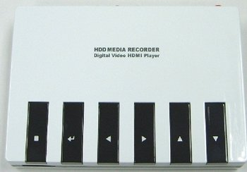 Digital Video HDMI Player with Record Function