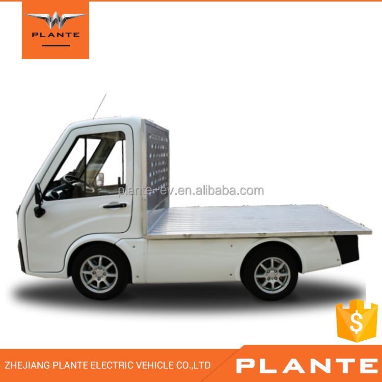 2017 Plante METRO-FLAT BED, leading manufacturer china electric van, with cheap electric cars for sale
