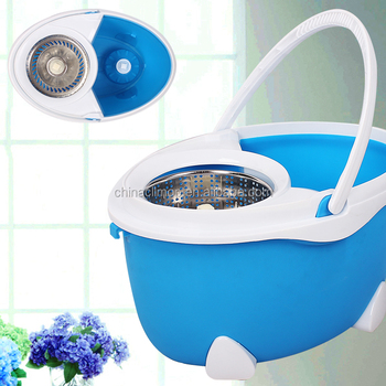 Factory hot selling magic mop 360 and bucket with best price and good quality