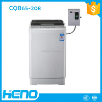 coin operate fully automatic washing machine