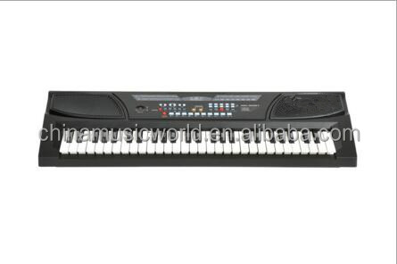 61 keys electronic musical organ keyboard(AMK-980)