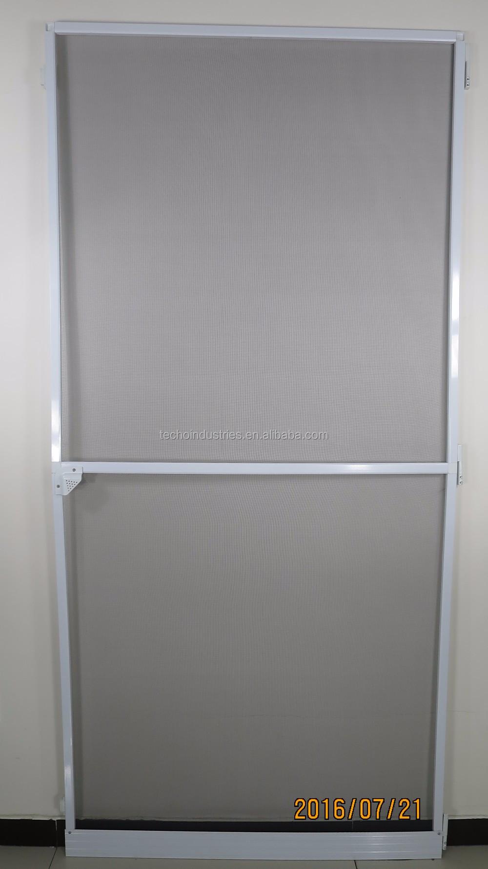 Insect stop aluminum frames comfort for doors buy frame for Screen door frame