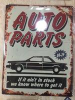 2016 home Wall Decor Retro Metal Art Poster Vintage Tin Sign