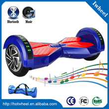 Electric Self balancing Scooters 2 wheel hoverboard with Bluetooth