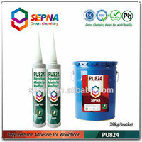 PU Polyurethane building/ construction material wood floor joint adhesive sealant/ glue