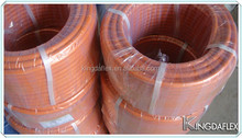 Good quality flexible reinforced LPG rubber hose pipe qingdao manufacturer